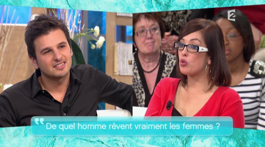 Snipe serial Séducteur sur France 2 dans Toute une histoire